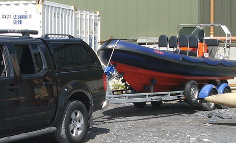 Boat Transporting Tips